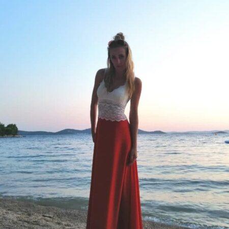 női hosszú szoknya - hecendorfer fashion